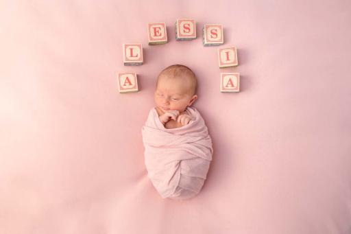 Alessia Emilia Valentina  06.10.2020 | 2470 gr | 47 cm